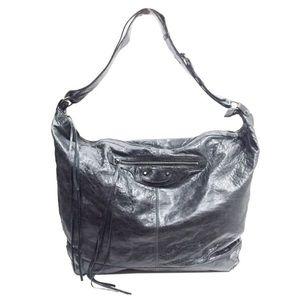 Balenciaga extra large city duffle weekender bag